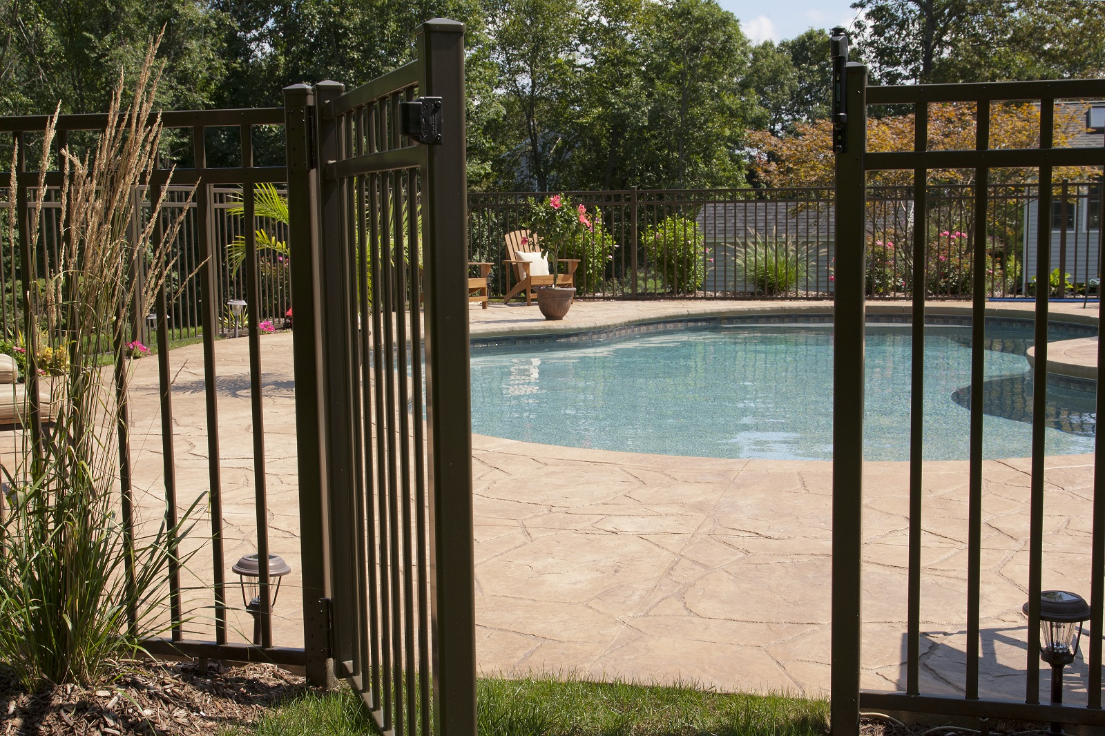 Connecticut Pool Fence Rules And Requirements Fence It In