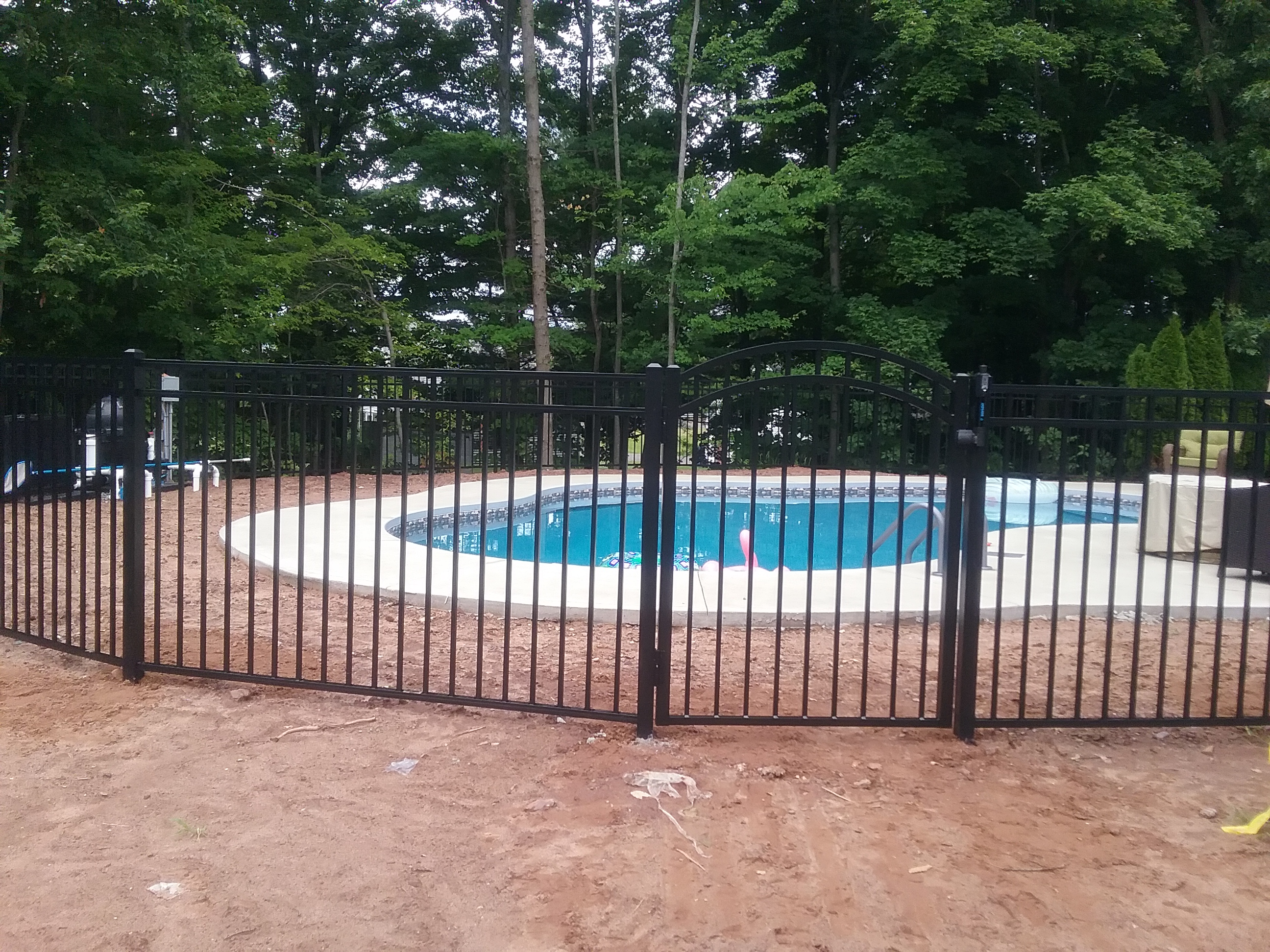 Pool Enclosures Help Keep Your Installation Safe Fence It In
