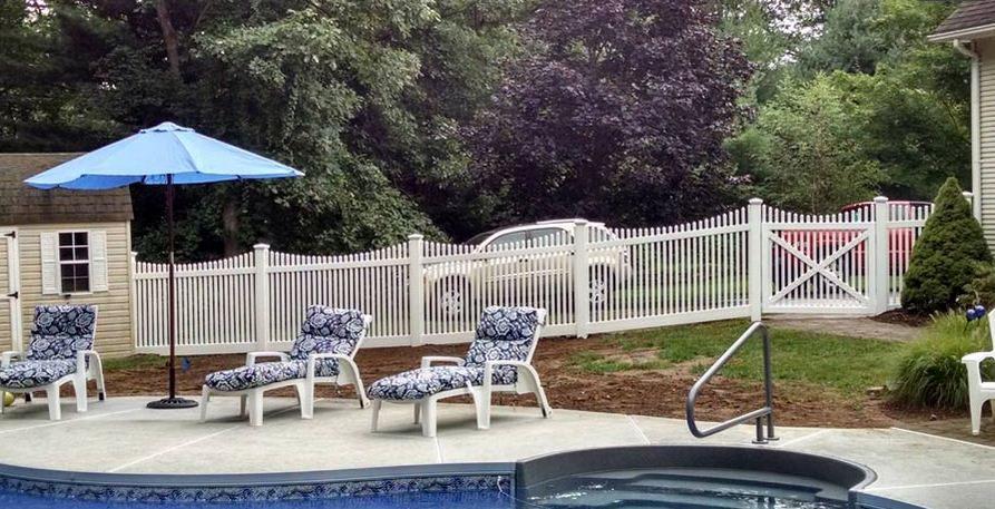 Photos Commercial Residential Fencing In Hartford